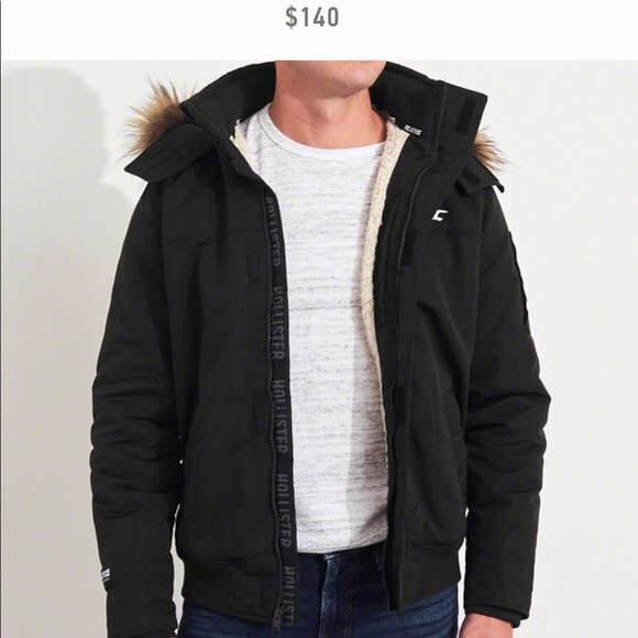 5473c8965a Guys Hollister jacket. Listing Price   110